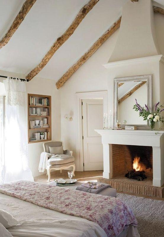 Seven Trending Bedroom Fireplace Ideas The Noble Flame