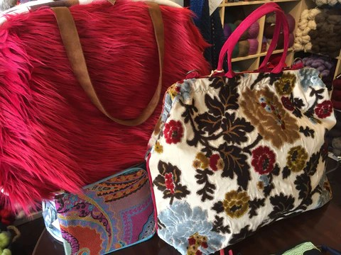 3 Wild Sheep Bags