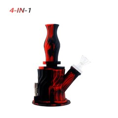 Waxmaid 4 in 1 and 3 in 1 Water Pipe Dab Rig