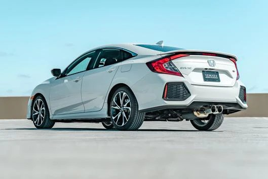 remark catback exhaust system 2017 honda civic si coupe sedan