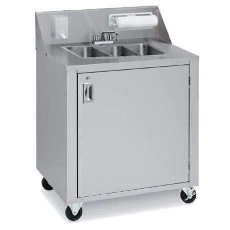 crown verity portable outdoor hand sink