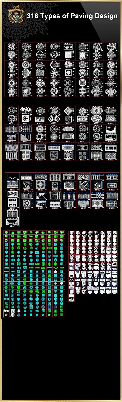 316 Types of Paving Design