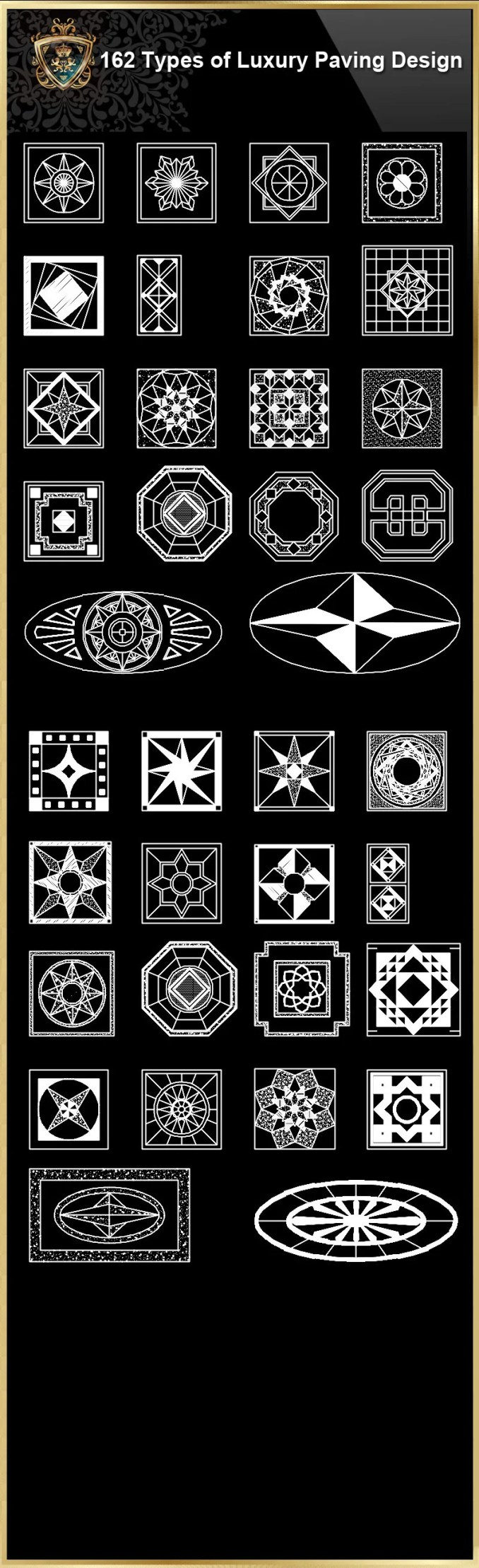 162 Types of Luxury Paving Design
