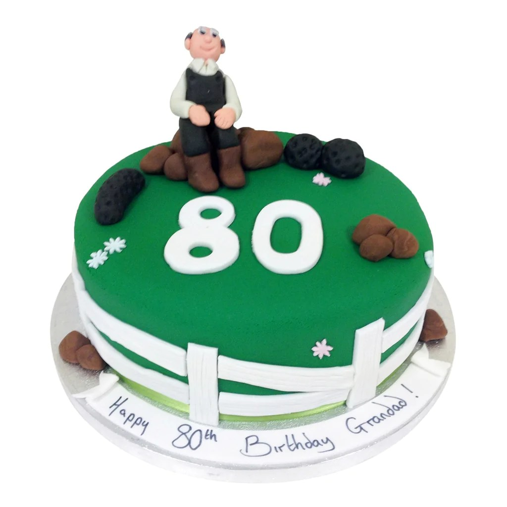 80th Birthday Cake Buy Online Free Uk Delivery New Cakes