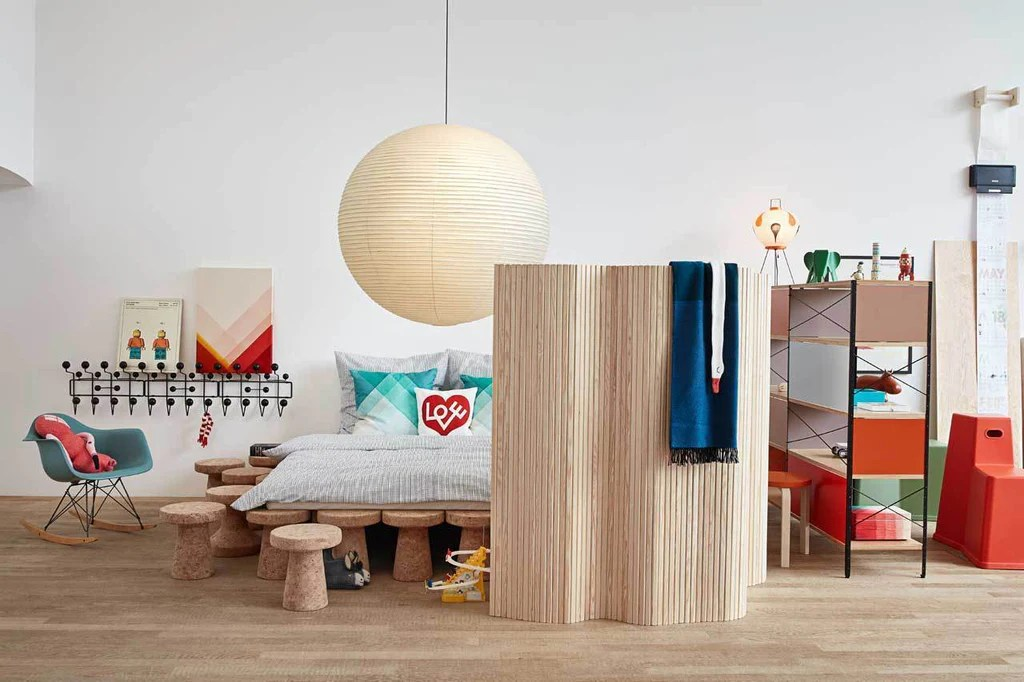 6 clever room dividers for open plan