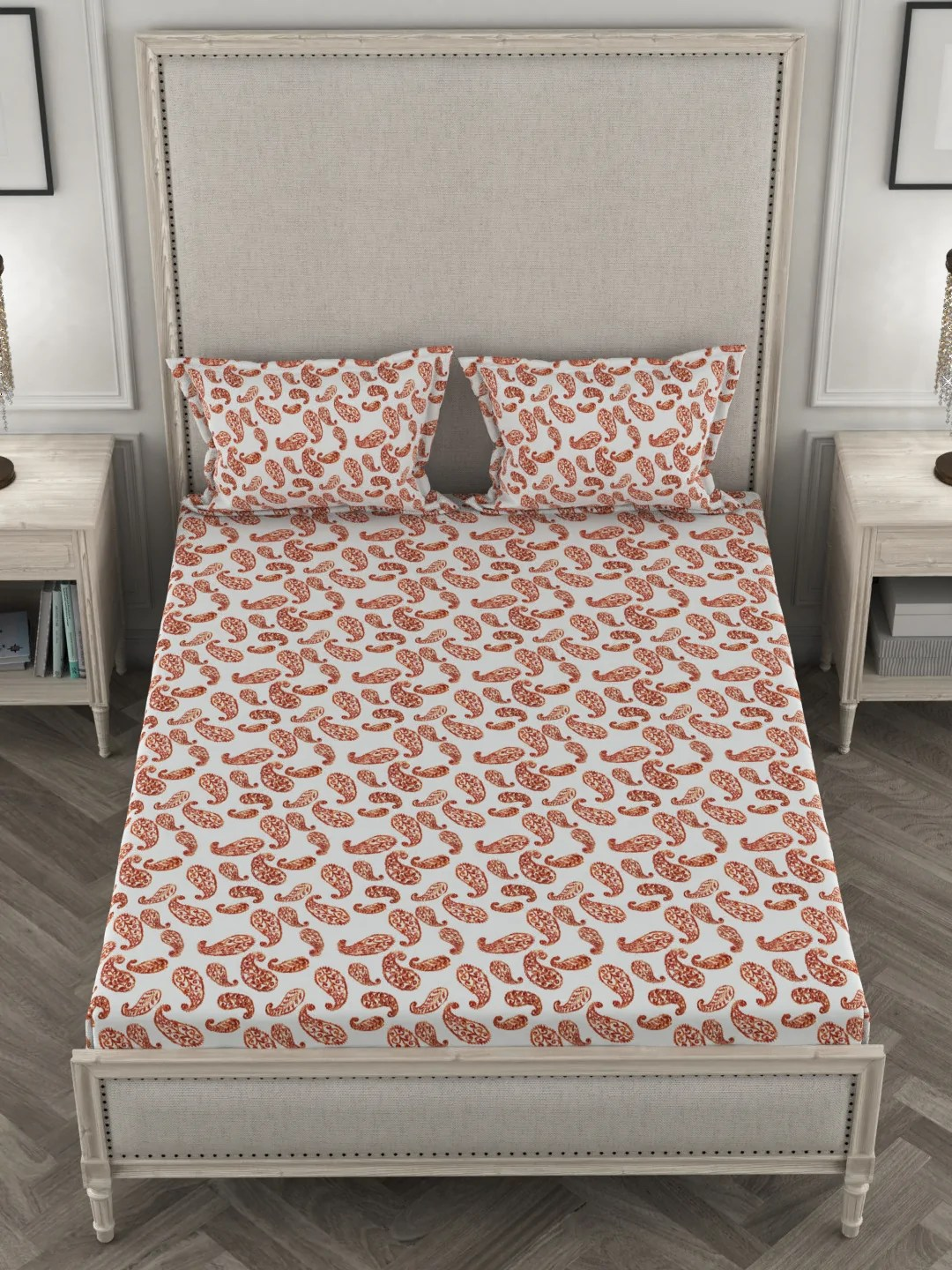 Luxury Cotton Bed Sheets From India S Best Bed Sheet Brand Amouve