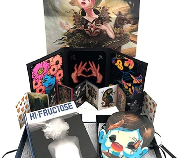 Hi Fructose Collected Edition Vol 4
