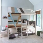 Treehouse Loft Bed Huckleberry Kids Rooms