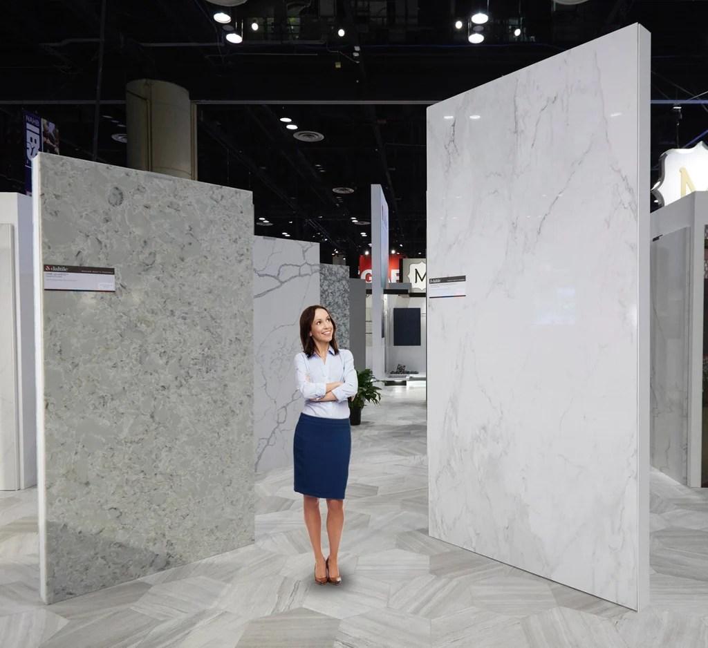 large format tile installation eco