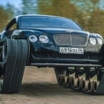 Bentley Continental Gt Ultratank Thearsenale