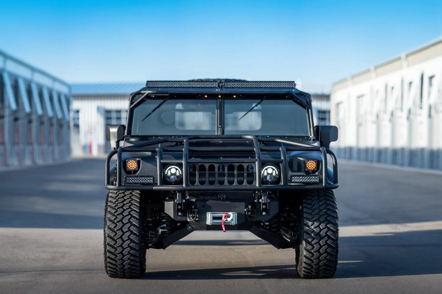 Mil Spec Auto Hummer H1 Launch Edition TheArsenale