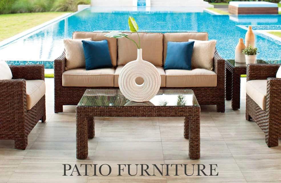 patio furniture hot tubs and repair