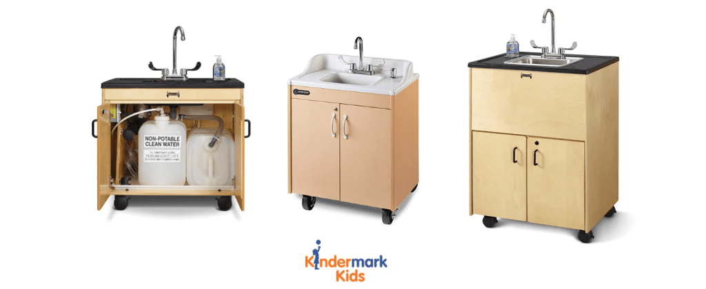 how to choose a portable sink for your
