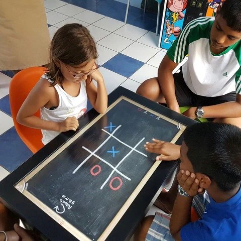 PLAY Interactive Game Table     Kindermark Kids PLAY Interactive Game Table