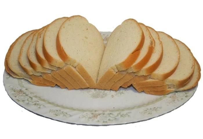 Healthy White Sandwich Bread Organic Bread Of Heaven
