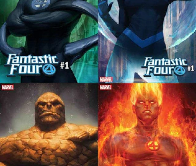 Fantastic Four  Pack