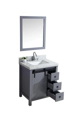 30 inch bathroom vanities discount