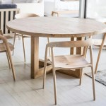 Global Round Dining Table Smithmade