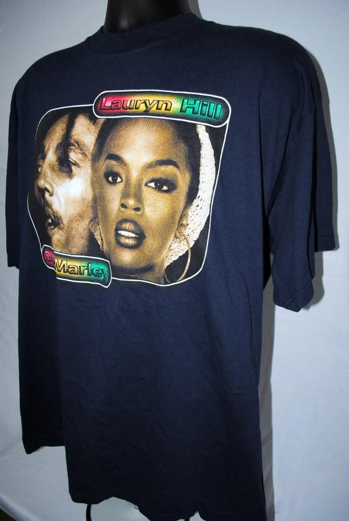 2000 Lauryn Hill Amp Bob Marley Turn Your Lights Down Low