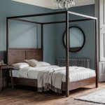 Greenwich 4 Poster Super King Size Bed In Natural Fast Free Delivery Ezzo Co Uk