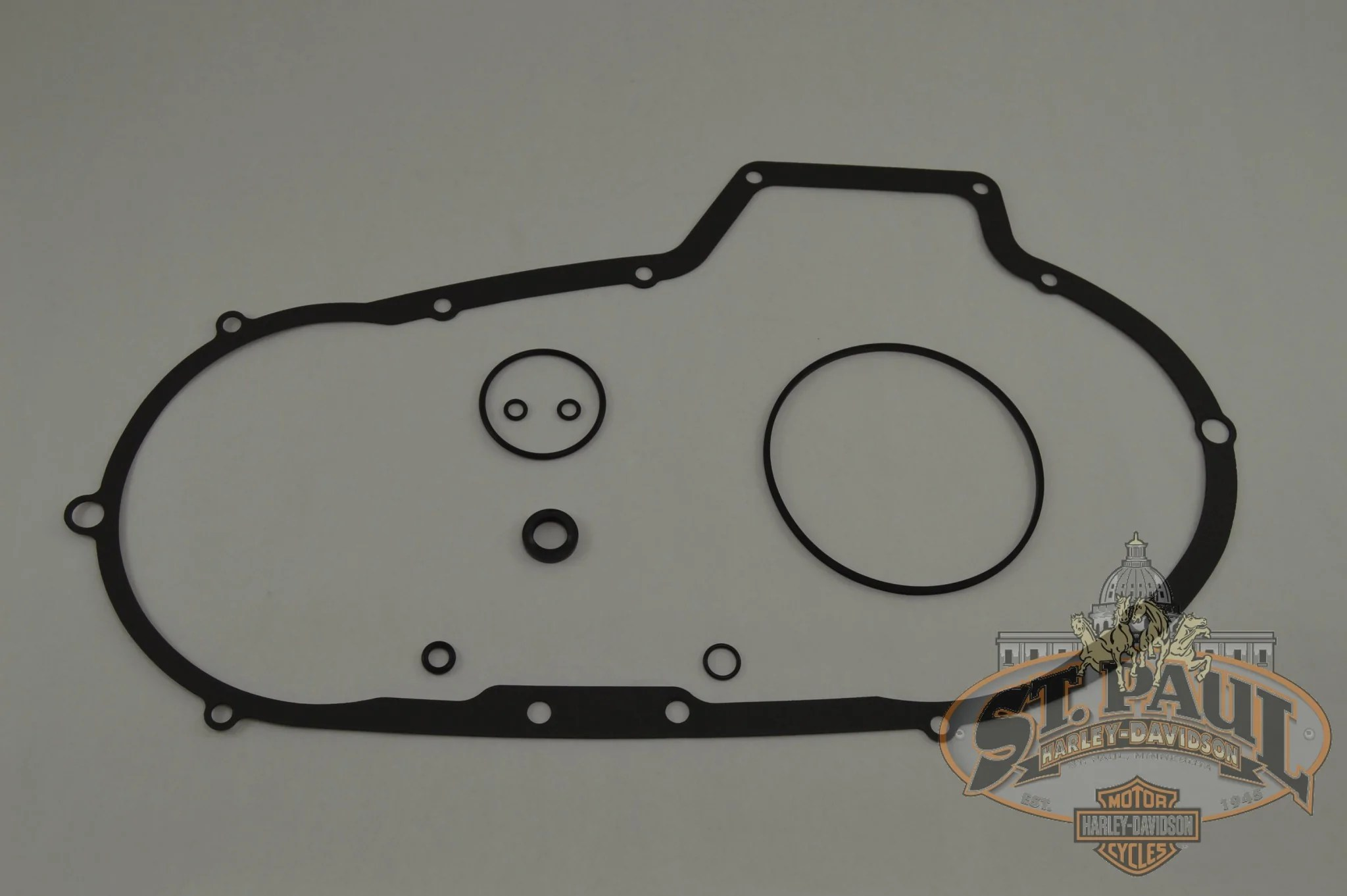 Harley Clutch Inspection Cover