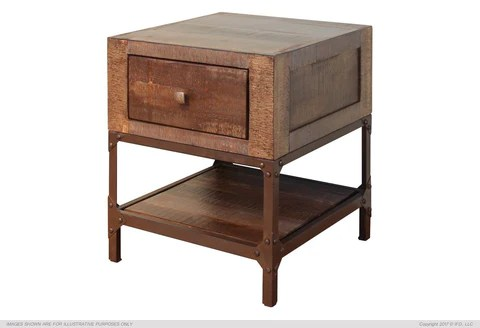 lift top end table living room