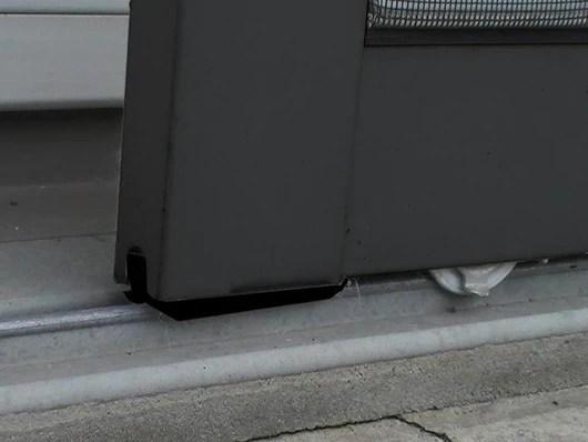 sliding screen door repair kit
