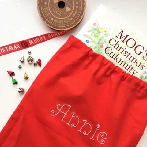 persoalised-drawstring-bag-christmas-advent-bag