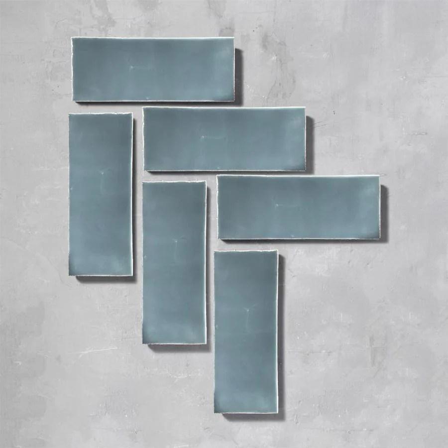 glazed tiles handmade tiles bert may