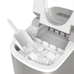 Homelabs Chill Pill Countertop Ice Maker Perfect Ice In 8 To 10 Minu