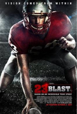 23 Blast - DVD Image
