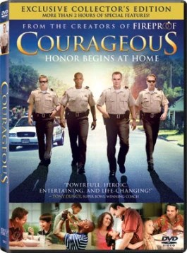 Courageous DVD Image