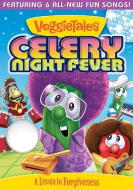 VeggieTales Celery Night Fever DVD Christian Movies