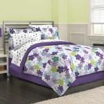 Girls Teen Flower Comforter Set Cute Abstract Flowers Bedding Pretty F Diamond Home