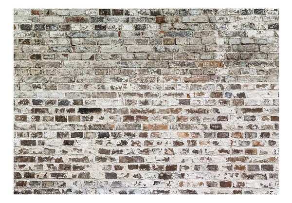 152.5×104 cm · carta da parati. Carta Da Parati Effetto Mattoni Old Walls Ilydecor