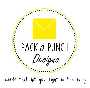 Pack a Punch Designs logo