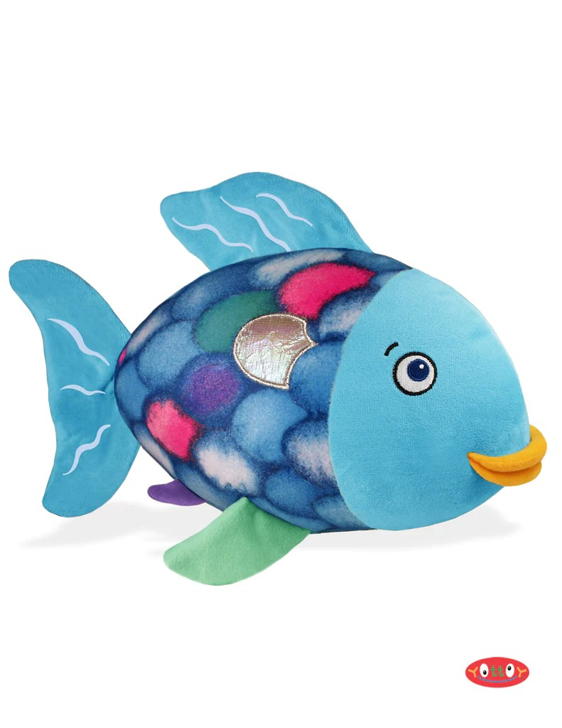 Rainbow Fish 12 Soft Toy Yottoy Productions