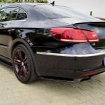 Rear Side Splitters Volkswagen Cc R Line 2012 2017 Car Enhancements Uk