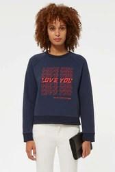 Love You Jennings Sweatshirt