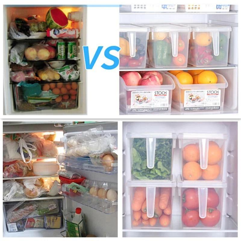 rangement grande taille frigo