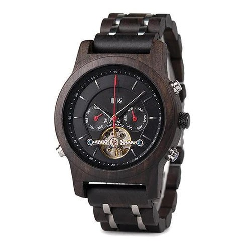The William Wooden Watch