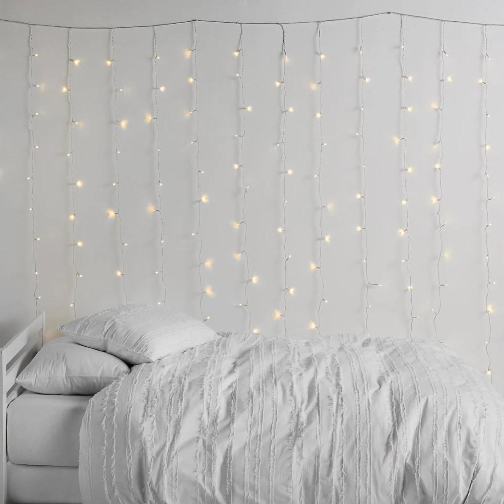 led string light curtain