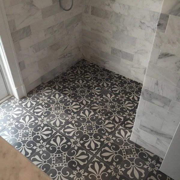 encaustic cement tile avente tile