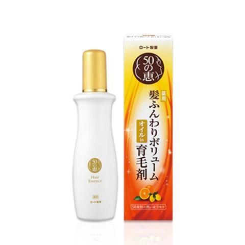 50惠 - 養潤育髮精華素 (日本版) 160ml – Vanessa Beauty
