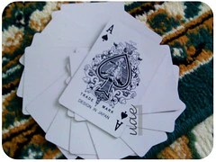 The Ace of Spades trumps all cards