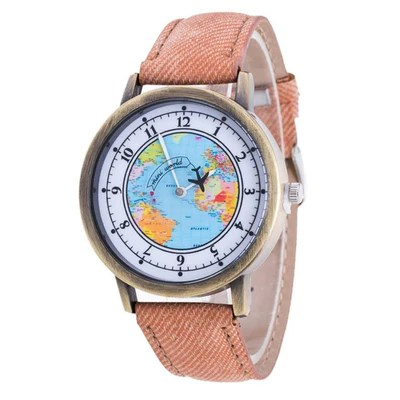 Map  Globe   Airplane Watch   Simply Gift Store Map  Globe   Airplane Watch
