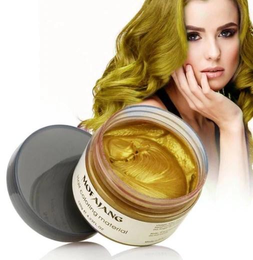 Mofajang Hair Color Wax FirstRepublik