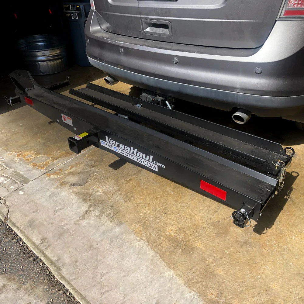 hitch mount scooter carrier