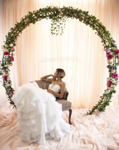 Circular Archway Rental   Round Arch   In The 6ix Weddings     In The     wedding archway  circular archway  wedding decor  wedding rental  decor  ideas  wedding
