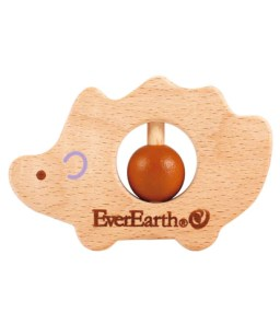 EverEarth - Grasping Toy - Hedgehog